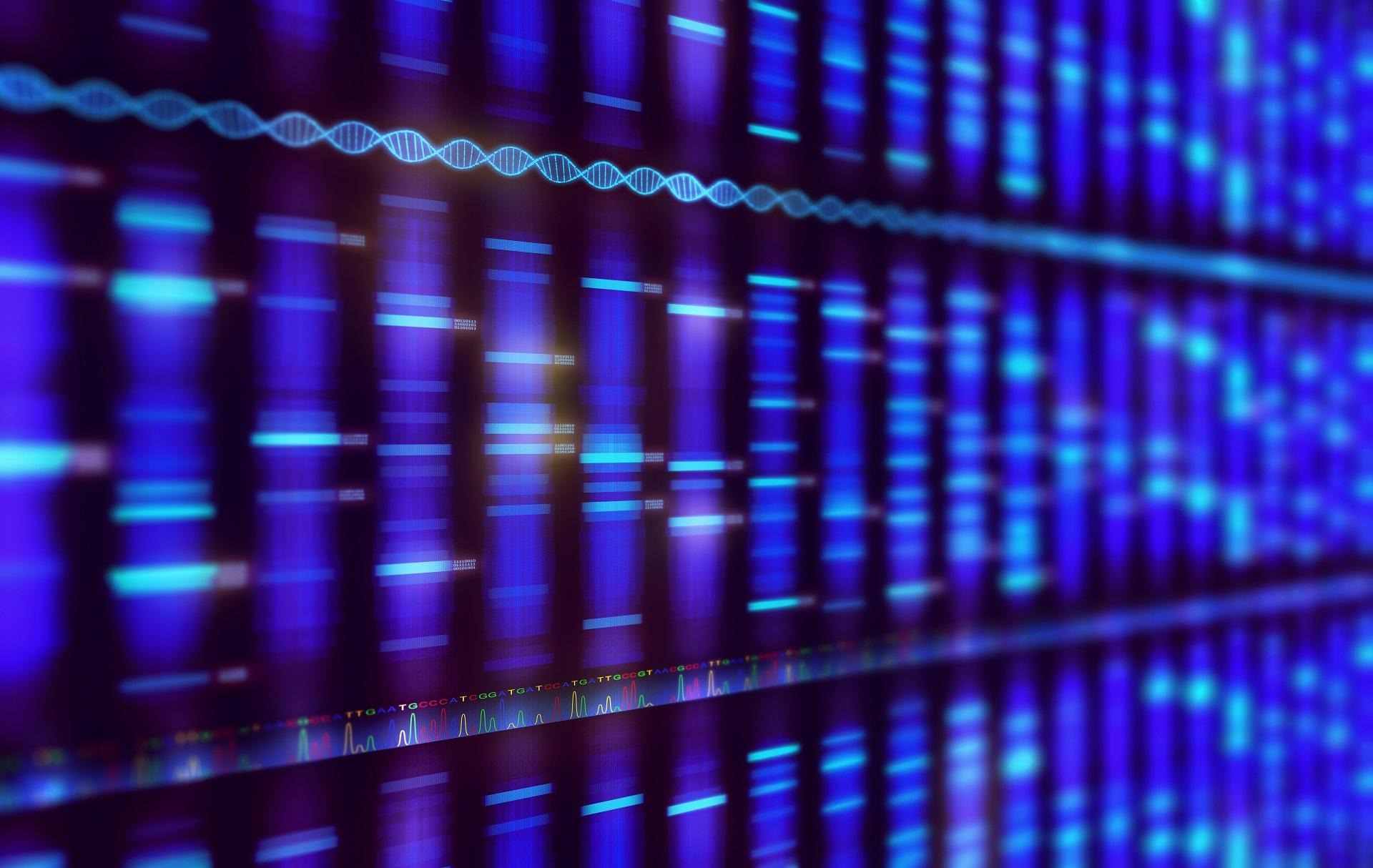 Sequenciamento completo do exoma mapeamento genético sequenciamento exoma clínico doenças raras diagnóstico medicina de precisão mutação genética