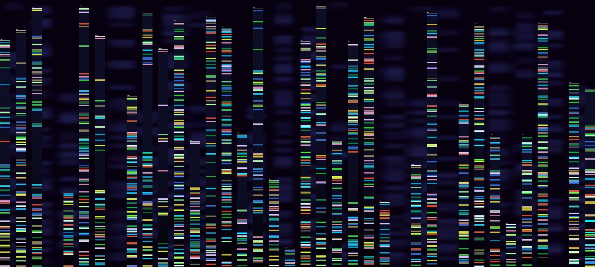 Variante de significado incerto vus sequenciamento completo do exoma painel genético mutação genética indeterminada alteração no exoma clínico gene DNA