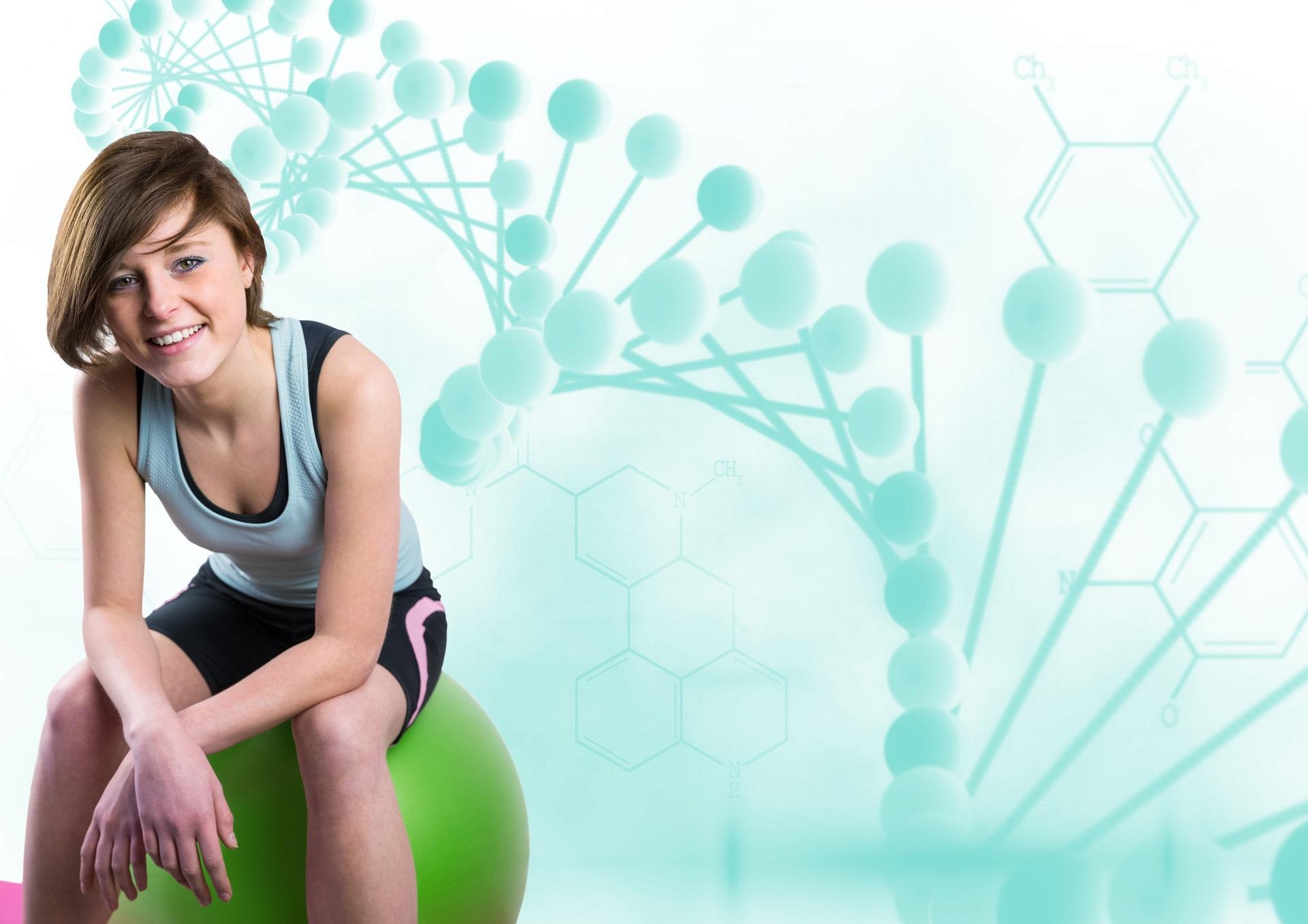 Habilidades físicas aptidão física teste genético avaliação genética de rendimento esportivo alta performance teste de DNA para esportes hiit zumba fitdance