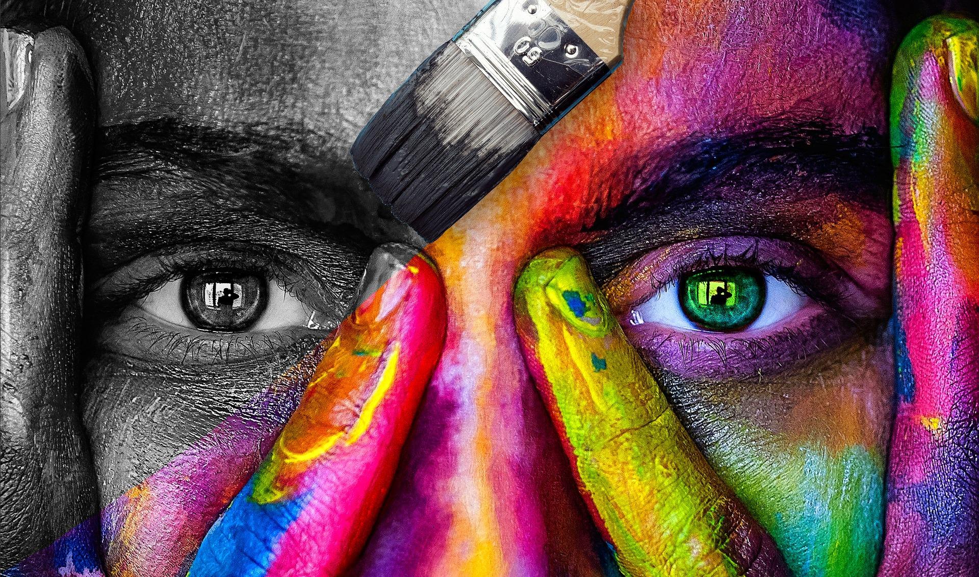 Olhos de cores diferentes e mechas brancas: pode ser síndrome de Waardenburg