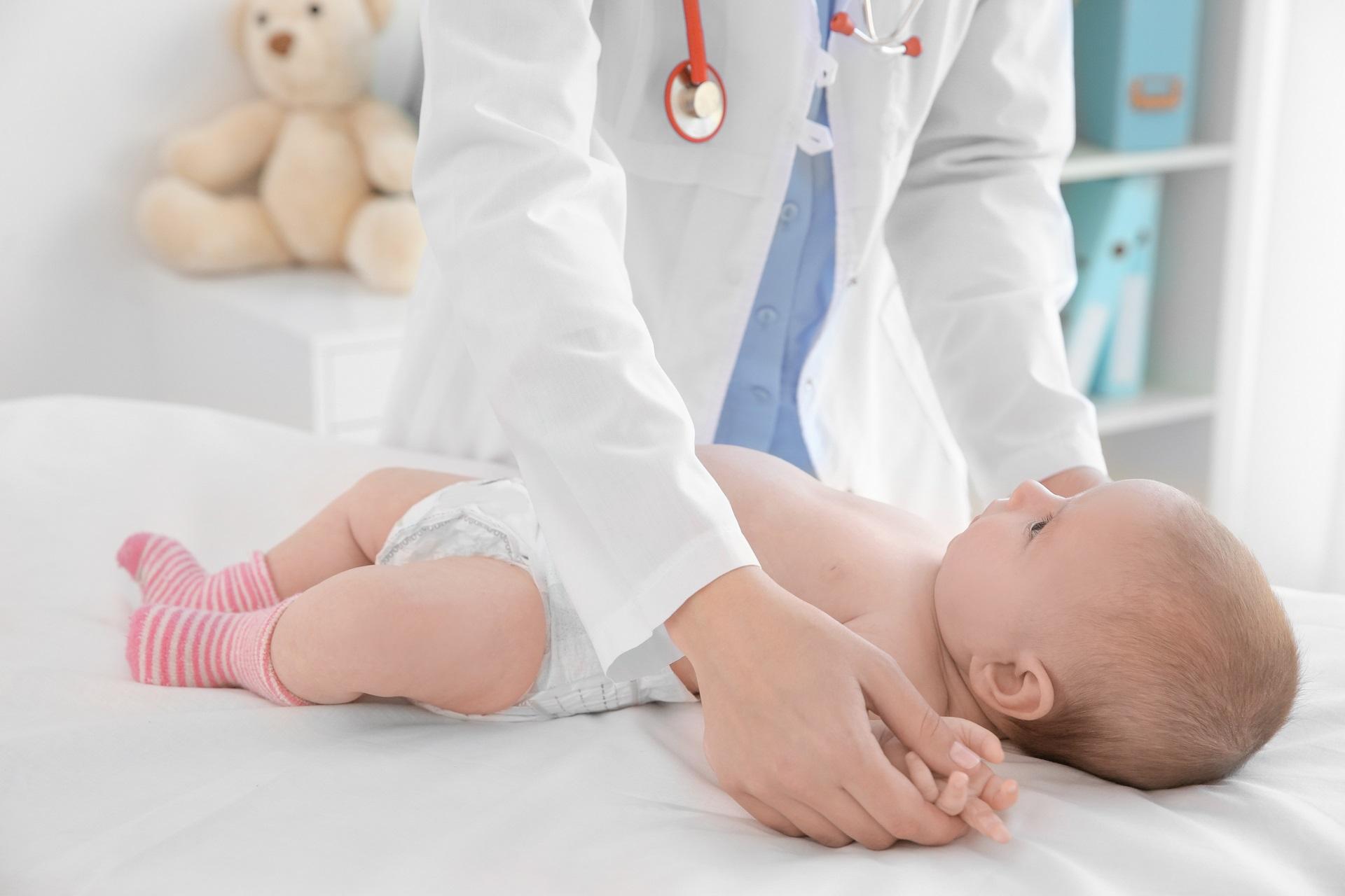 Teste da bochechinha: teste genético do bebê